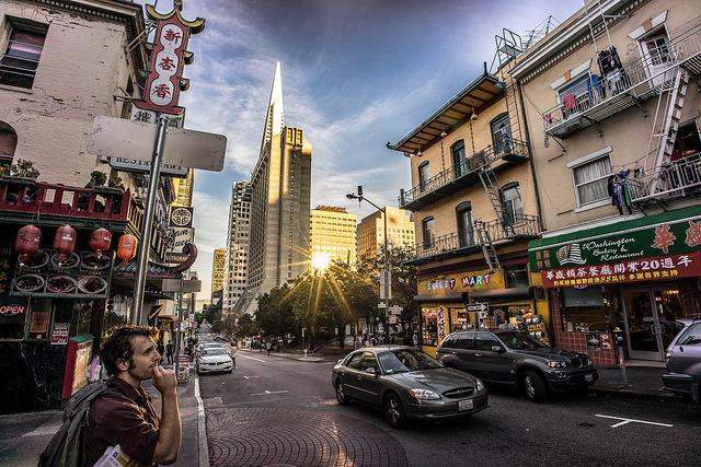 moving big city