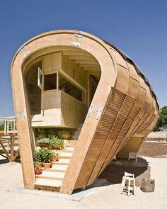 tiny homes shell house